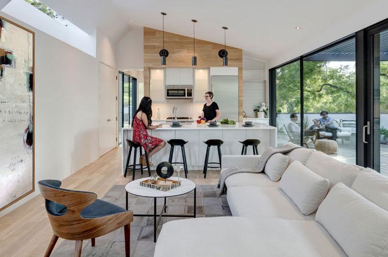 Autohaus living room