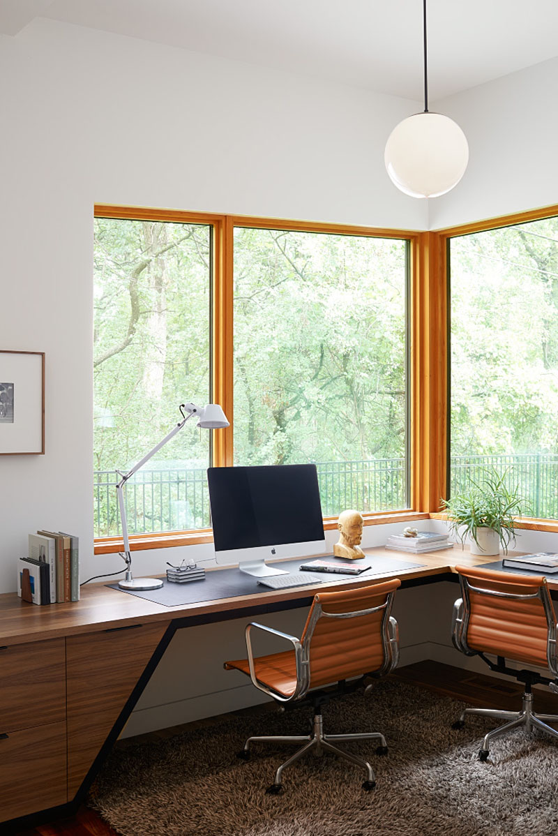 Theodore Wirth Ranch home office