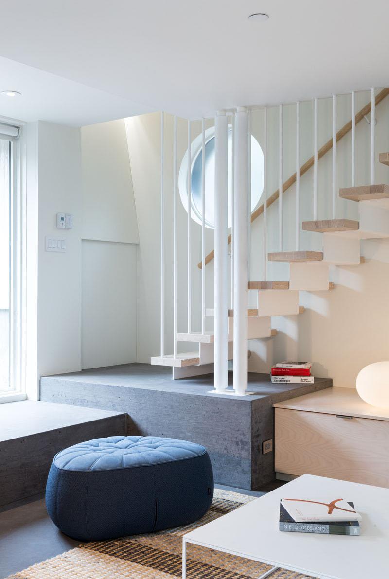 Point Grey Laneway stairs