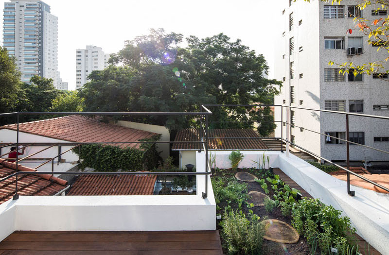 Piraja House roof deck