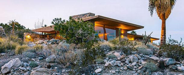 Bon Edris House: A 1954 Mid Century Modern Home That Still Stands Today