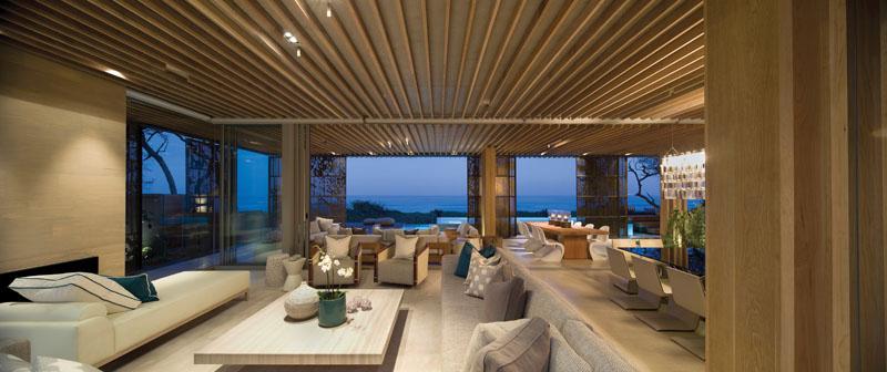 La Lucia living room