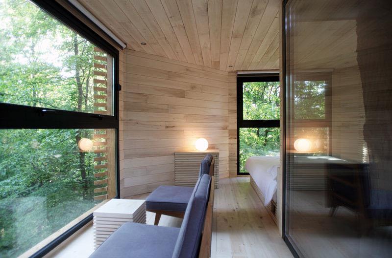 Origin House interior