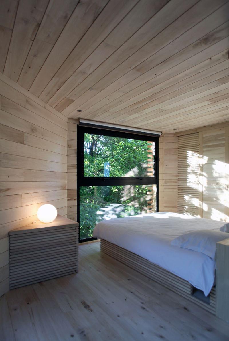 Origin House bedroom