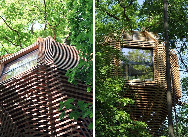 Origin House skylight