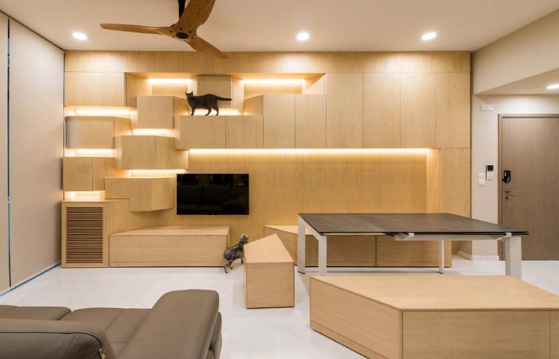 Lush Condominium Apartment