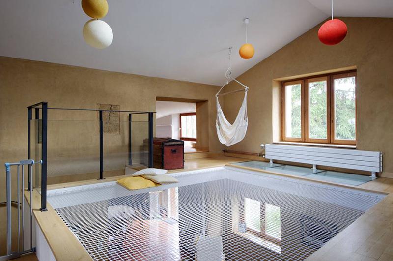 20 Interesting Hammock Floor Ideas