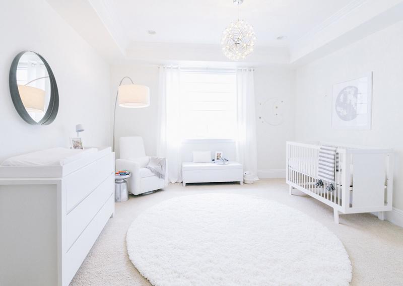 White Celestial Nursery