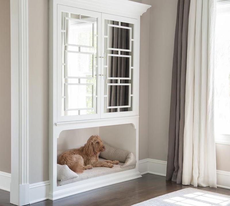 20 adorable dog friendly interior ideas home design lover. Black Bedroom Furniture Sets. Home Design Ideas