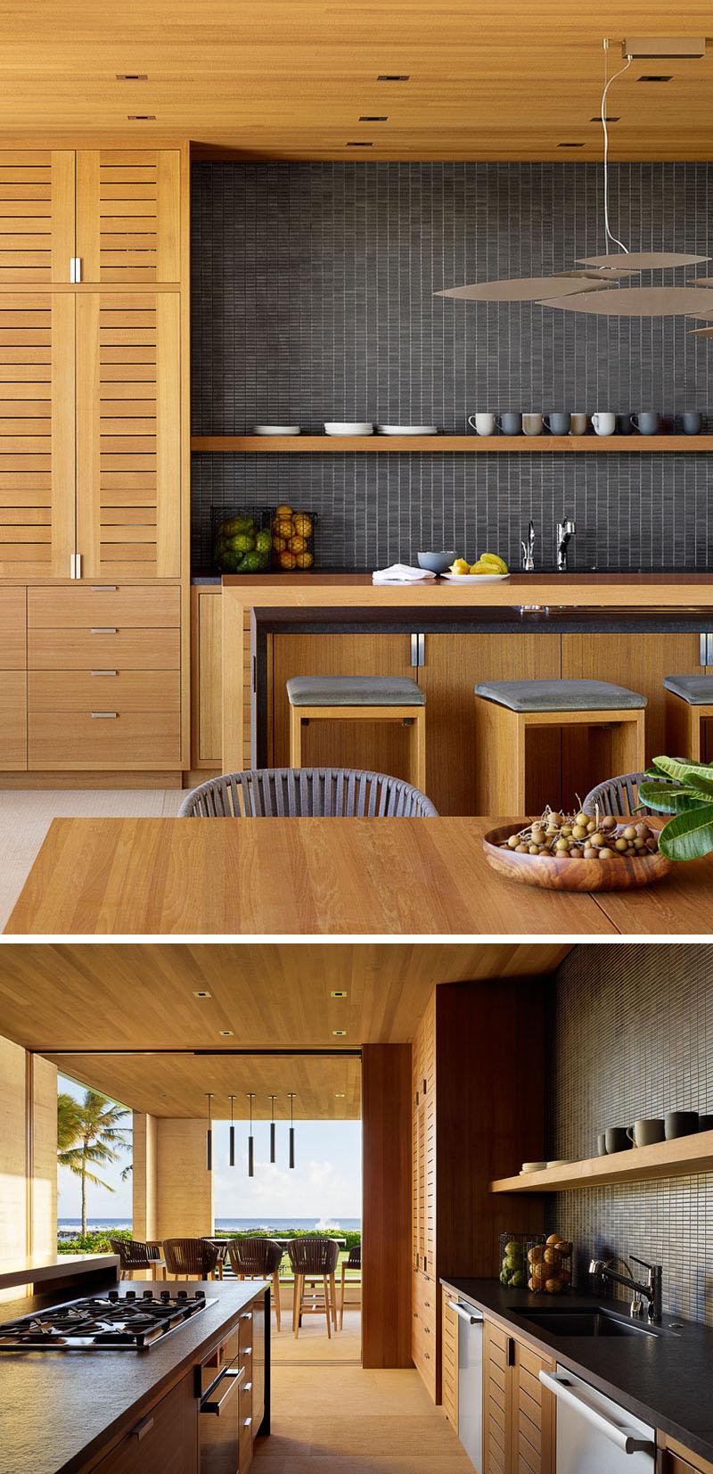 Hale Nukumoi kitchen