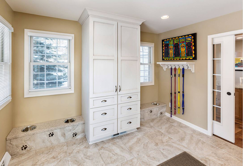 Racine Mudroom Addition For Dogs