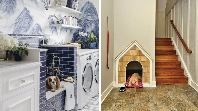 20 Adorable Dog-Friendly Interior Ideas