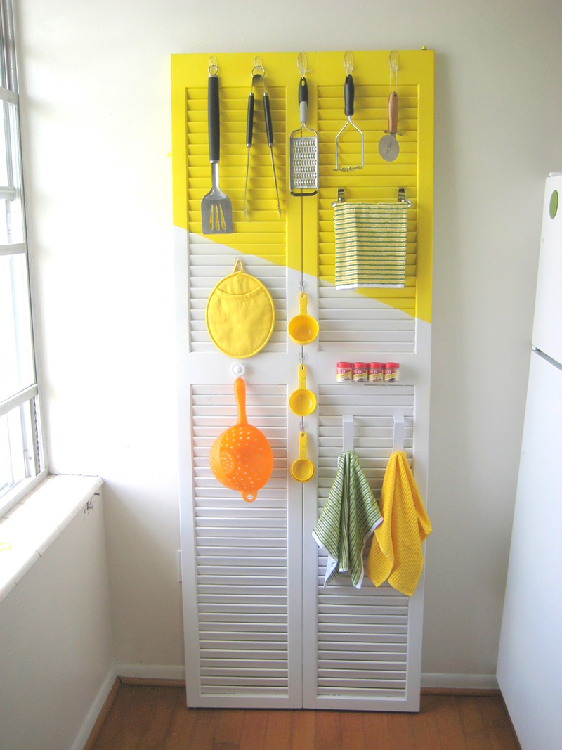 Crafty Door Organizer