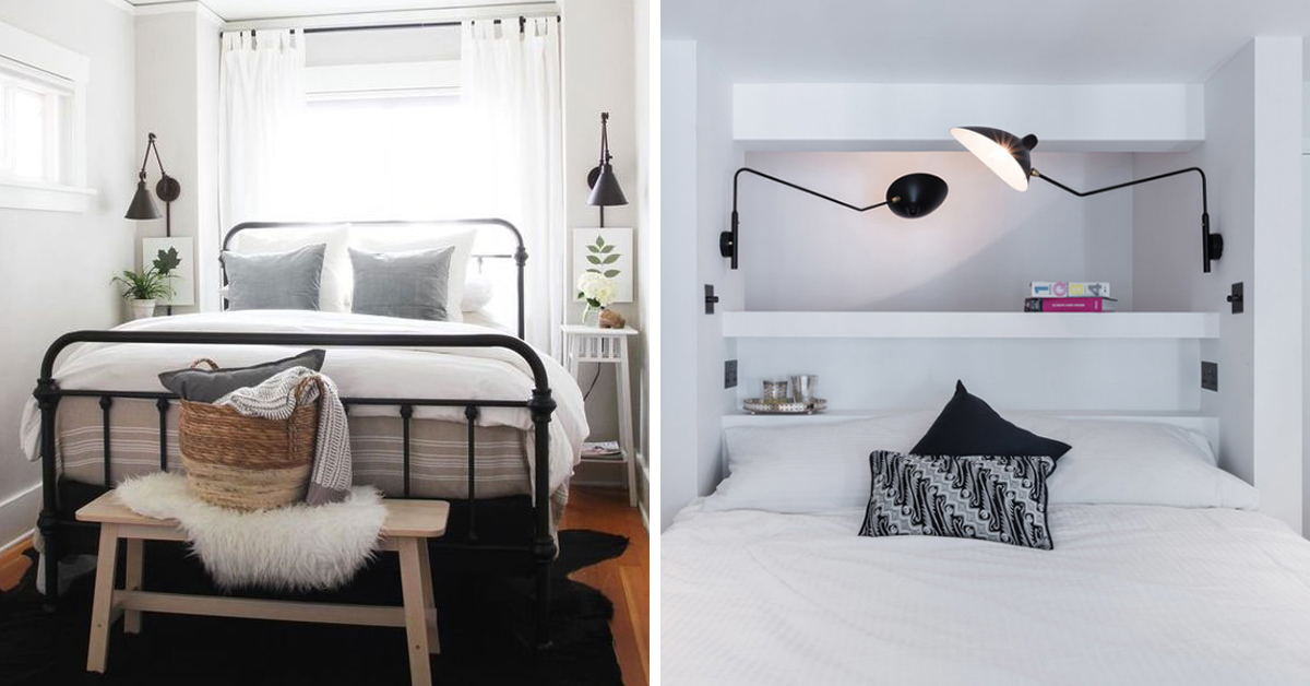 small bedroom ideas to make your room bigger  home design