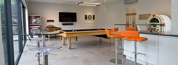 Esher Game Room