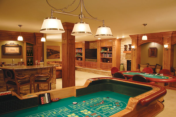 Casino Basement